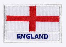 Patch écusson patche drapeau pays ANGLETERRE 70 x 45 mm England à coudre