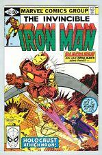 Iron Man #147 June 1981 VF/NM Blacklash