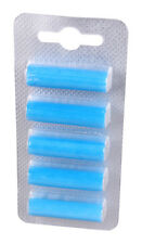 5 Deo Sticks Duftstäbchen für Beutel Staubsauger Duft: blau Ozean blue ocean