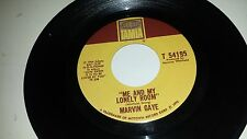 MARVIN GAYE The End Of Our Road / Me And My Lonely Room TAMLA 54195 45