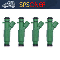 4pcs 35310-2E100 NEW Fuel Injector For 11-14 HYUNDAI ELANTRA 1.8L L4 353102E100