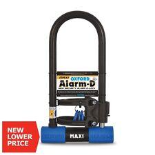 OXFORD Alarm-D Max 320mm x 173mm - LK356 Alarmed Locks U Locks