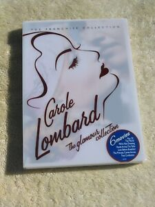 CAROLE LOMBARD - THE GLAMOUR COLLECTION - DVD