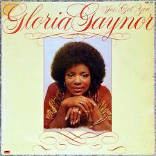33t Gloria Gaynor - I've got you (LP)