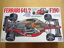 TAMIYA 1/12 Big Scale Series Ferrari 641/2 (F190) Tamiya Vintage Selection Japan