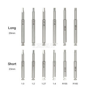 Dental Screw Driver Contra Angle Low Speed Handpiece Stainless Steel Instrument