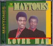 MAYTONES - LOVER MAN CD -  Jamaican Roots Reggae