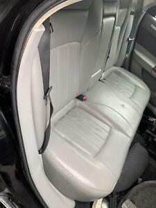 CHRYSLER 300C SALOON GREY LEATHER REAR SEATS INTERIOR 3.0 Crd Hemi NICE CON