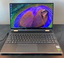 "HP SPECTRE x360 (15.6"") 4K UHD i7 1TB SSD 16GB RAM GeForce GTX 1650 Ti, with PEN"