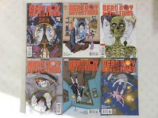 DEAD BOY DETECTIVES ( 2014 ) Comic Lot # 1 2 3 4 5 6 ~ SANDMAN Vertigo