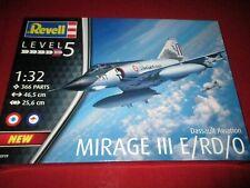 REVELL® 03919 1:32 Dassault Aviation MIRAGE III E/RD/0 NEU OVP
