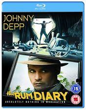 The Rum Diary - Brand New Sealed Blu-ray