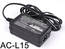 AC Power Adapter Charger for Sony HVR-V1J HVR-V1P HVR-V1U HVRV1J HVRV1P HVRV1U