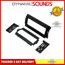 CT24CH04 Stereo Single Din Fascia Panel Surround For Chrysler / Dodge / Jeep