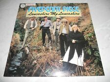 "Fivepenny Piece ""Lancashire, My Lancashire"" 1980 LP Promo Folk EMI NM"