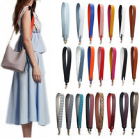 DIY Solid Replacement Handbag Bag Strap For Shoulder Wallet Purse Handle Satchel