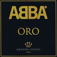 ABBA - ORO (SPANISCH)  CD 15 TRACKS NEW+