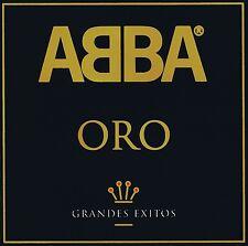 ABBA - ORO (SPANISCH)  CD 15 TRACKS NEW+