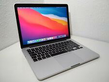 "Apple Macbook Pro Early 2015 13,3"" 2,7 GHz i5 256GB SSD 8 GB Notebook - Mängel"
