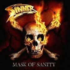 Sinner-Mask of Sanity CD NUOVO