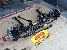 2007-2017 JEEP WRANGLER JK FRONT DIFFERENTIAL DANA 30  373  RATIO AXLE OEM MOPAR