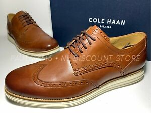 COLE HAAN Men's Original Grand Shortwing Leather Oxford C26469 ~ Various Sizes