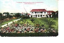 Long Branch, NJ  Daniel Guggenheim Home 1910
