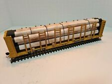 HO SCALE - USED WALTHERS - TTPX LUMBER CAR - ROAD #82053