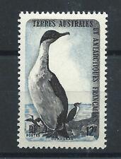 """T.A.A.F N°14* (MH) 1959/63 - Oiseaux """"Cormoran"""""""