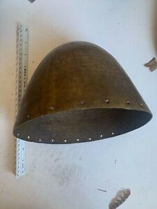 Brass Helmet from Joe Rohde's Collection
