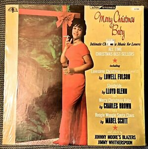 Merry Christmas Baby - CHARLES BROWN, LOWELL FULSON, and More - Hollywood H-900