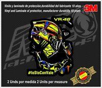 Stickers-adhesivos-pegatinas-adesivi-aufkleber-autocollants-Valentino Rossi