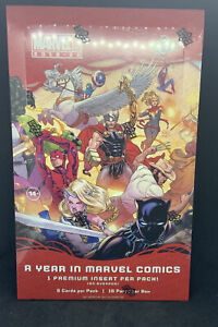 2019-2020 Upper Deck Marvel Hobby Box (Box In Hand)