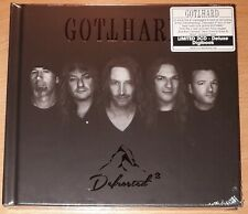 """Gotthard """"Defrosted 2"""" Limited 2-CD Deluxe Digibook (Hard Rock) CH"""