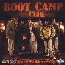 Casualties of War [PA] by Boot Camp Clik (CD, Aug-20 NEW