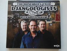 THE ROSENBERG TRIO / BIRELI LAGRENE <>  Djangologists  <> VG++ (CD)