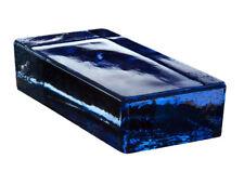Glass Bricks Seves Vetropieno Blue Pack Of 5 (240x117mm) WOW