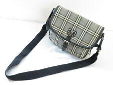 BURBERRY Black Label Vintage Checked Print Shoulder bag Pre-owned 5464