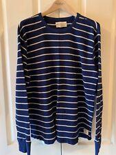 Denim & Supply Ralph Lauren L Sweater Blue/ White Stripes