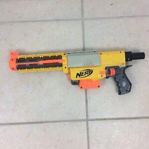 Nerf Recon CS-6 Dart Gun Blaster Costume Rifle Basic Working Project