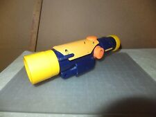 Nerf Tactical Scope N-STRIKE CS-6 Blue & Yellow LONG SHOT LONGSTRIKE