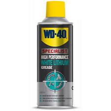 WD-40 HIGH PERFORMANCE WHITE LITHIUM GREASE WD40