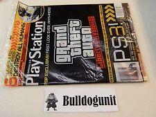 NEW Offcial Playstation Magazine Game Demo No 95 Grand Theft Auto