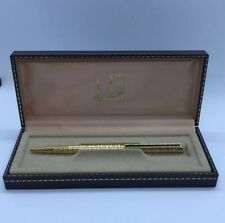 Dunhill Gemline Ballpoint Pen With Box