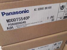 Panasonic MINAS AC SERVO DRIVER MDDDT5540P