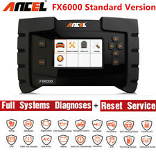 ANCEL FX6000 Full System OBD2 Scanner Diagnostic Tool Oil ABS IMMO SAS EPB DPF