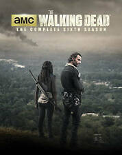 The Walking Dead: The Complete Sixth Season (Blu-ray Disc, 2016, 5-Disc Set, Ca…