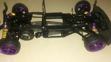 Serpent Racing Impulse 1/10 RC Nitro roller for parts or repair