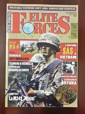 Elite Forces magazine n.2 Anno 1997 - armi test MP 38-40