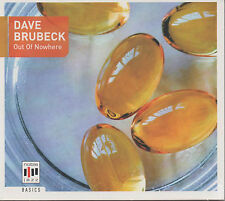 """Dave Brubeck Out Of Nowhere CD NEU Take the """"A"""" Train How high the moon Indiana"""